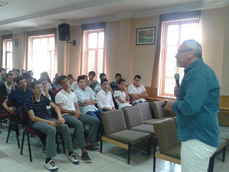 Doç. Dr. Hasan YILMAZ - Necmettin Erbakan Üniv. Pisikolojik ve Rehberlik Danışnalık